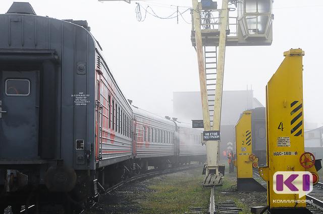 Автомобиль в Воркуту можно будет отправить поездом с комфортом