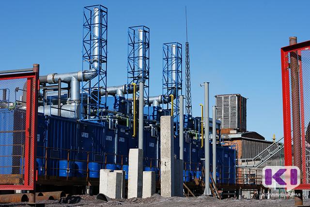 Электроснабжением Сыктывкара займется республика