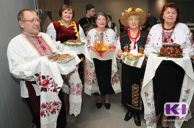 25-летний юбилей отметила национально-культурная автономия украинцев Коми