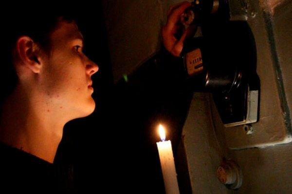 В Сыктывкаре без электричества остались четыре многоквартирных дома