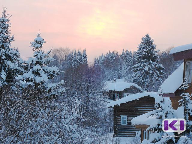 Декабрь 2016-го года в Коми стал самым холодным за последние семь лет