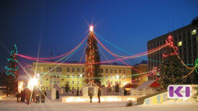 Новый год в Сыктывкаре: что, где, когда