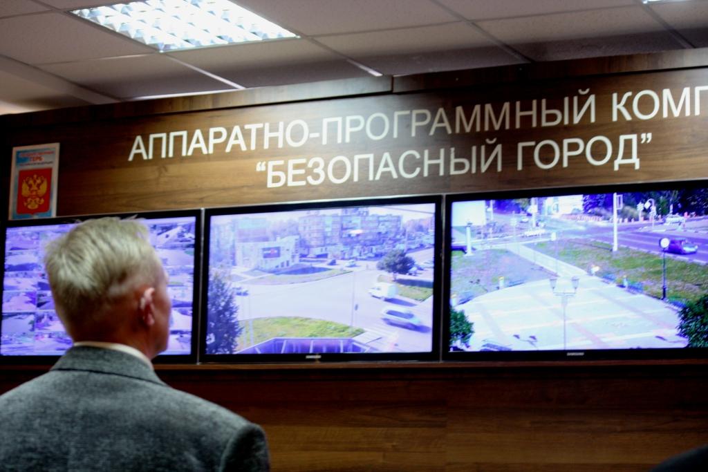 В Воркуте спроектировано расширение системы видеонаблюдения до 150 камер