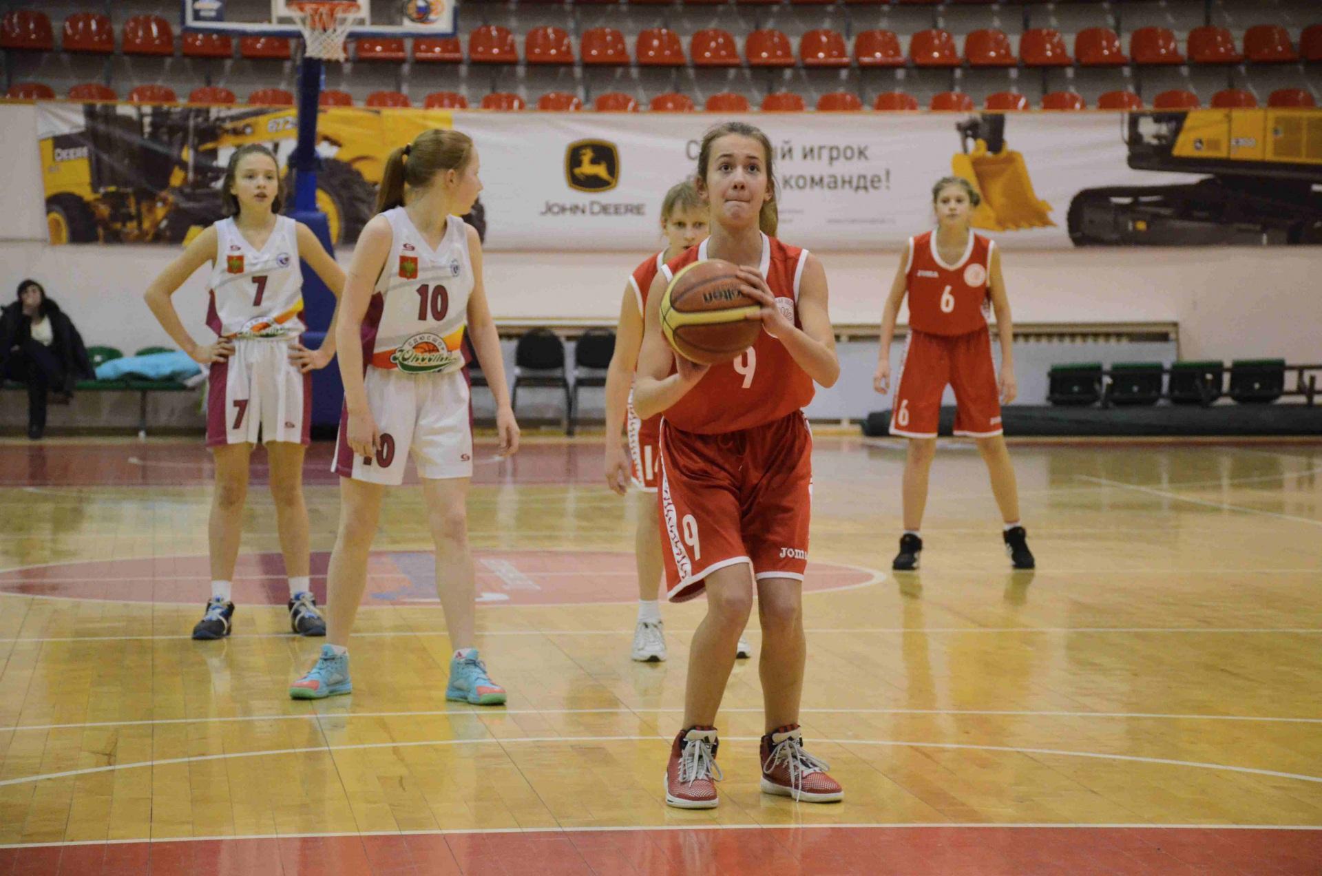 В Сыктывкаре завершился зональный этап Всероссийских соревнований по баскетболу