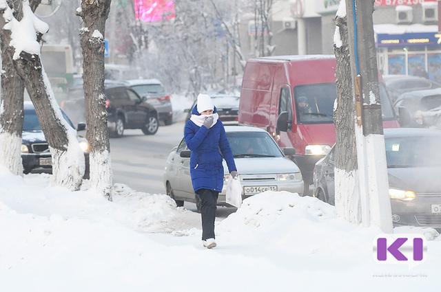 В Воркуте отменены занятия у начальной школы