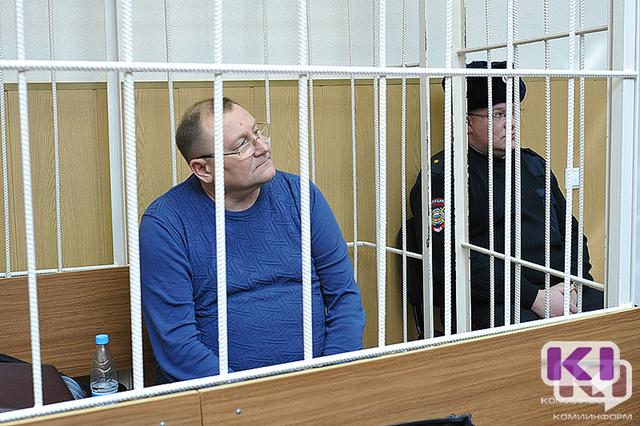 В Коми начался процесс над бывшим начальником УФСИН