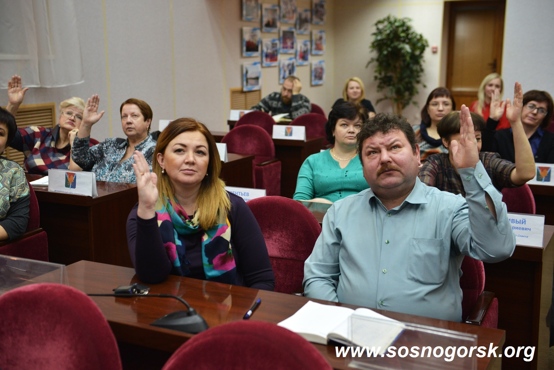 В Сосногорске обсудили вопрос закрепления школ за территориями жилых микрорайонов