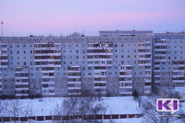 В Сыктывкаре полгорода осталось без электричества