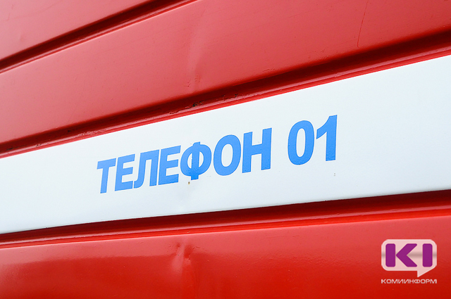 Спасенному на пожаре в Печорском районе не смогли сохранить жизнь