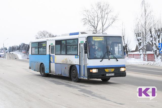 По просьбе жителей Сыктывкара введены дополнительные рейсы автобуса по маршруту №38