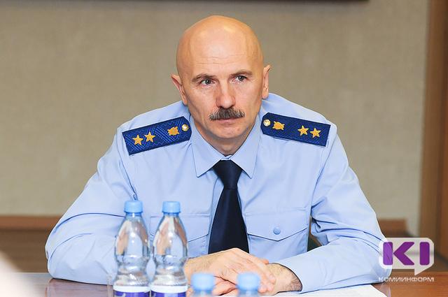 Прокурор Коми Сергей Бажутов готов остаться на своем посту еще на пять лет