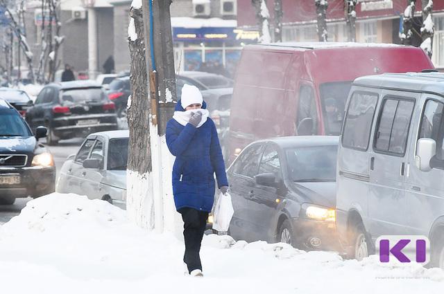 По прогнозам синоптиков Коми, самой холодной предстоящая ночь будет в Инте