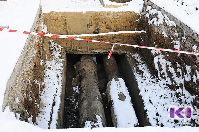 Три улицы в Эжве остались без холодного водоснабжения
