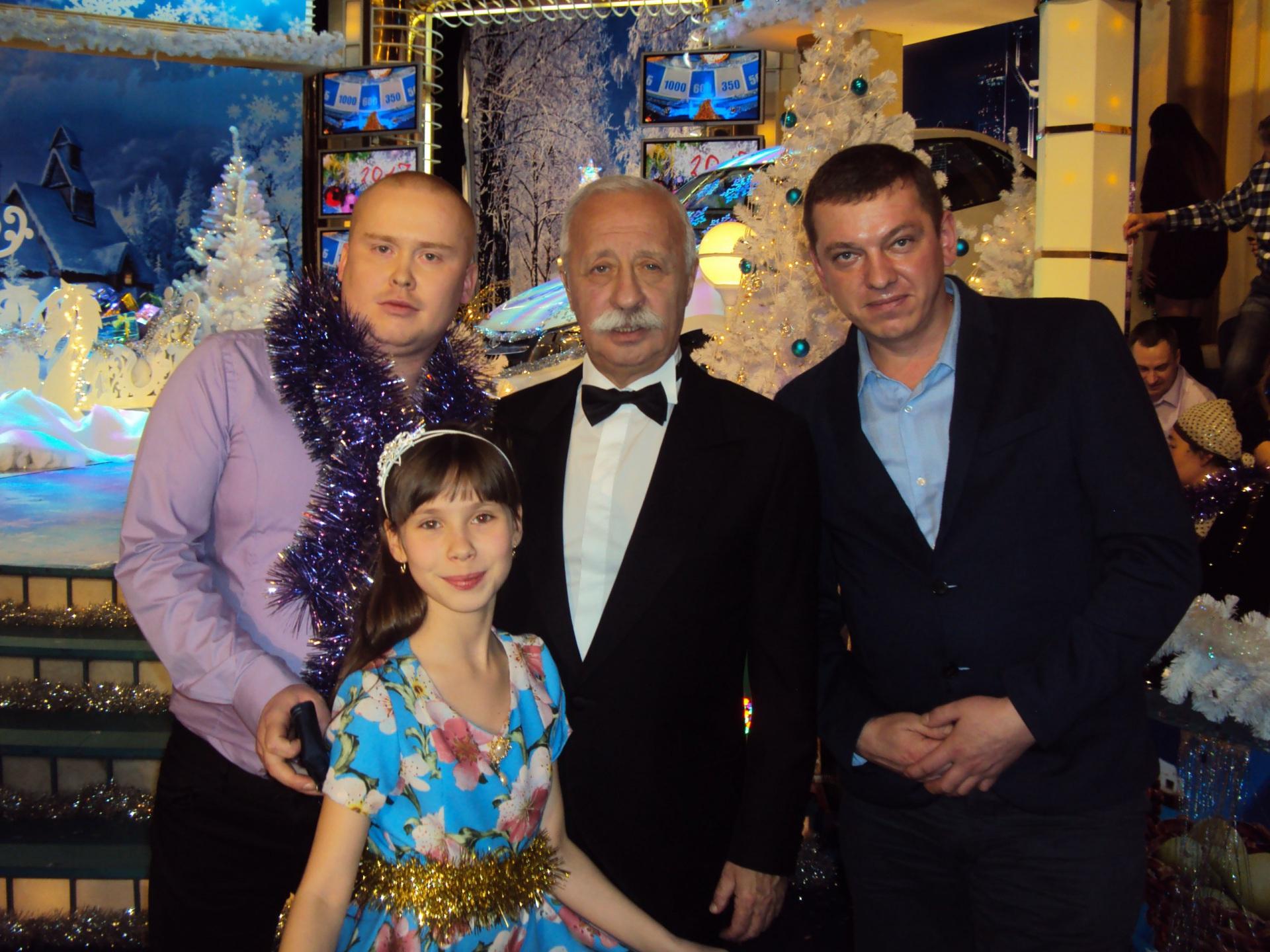 Якубович испытал на прочность сыктывкарца в предрождественском