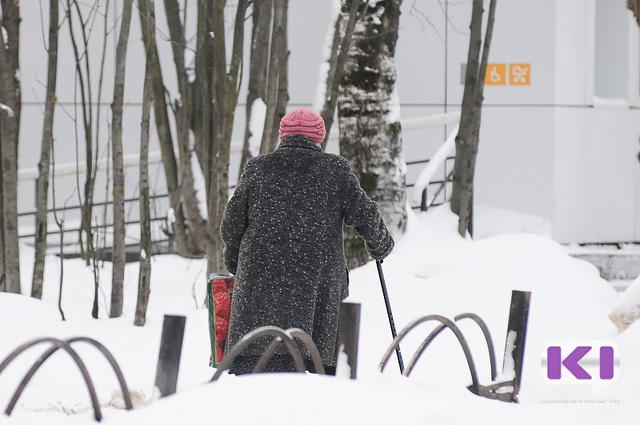 Сыктывкарская пенсионерка стала жертвой знакомого внучки