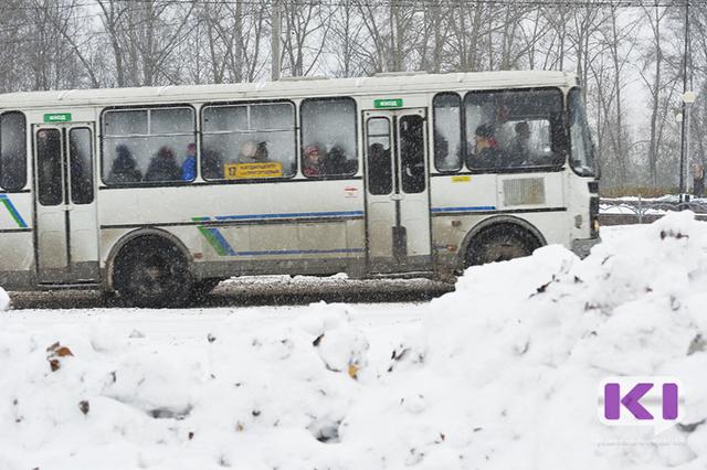 В Сыктывкаре открыта горячая линия по вопросу пассажирских перевозок