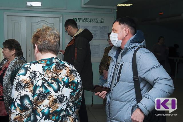 Заболеваемость гриппом и ОРВИ в Коми снизилась в три раза