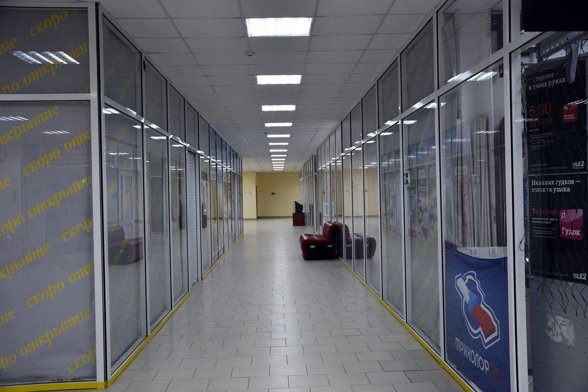 Торговые помещения Сыктывкарского автовокзала выставлены на продажу