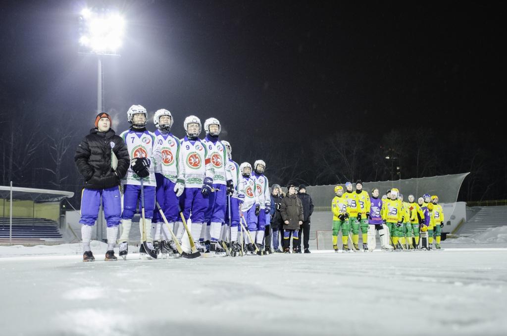 Игрок сыктывкарской юниорской команды стал лучшим нападающим Первенства России по хоккею с мячом