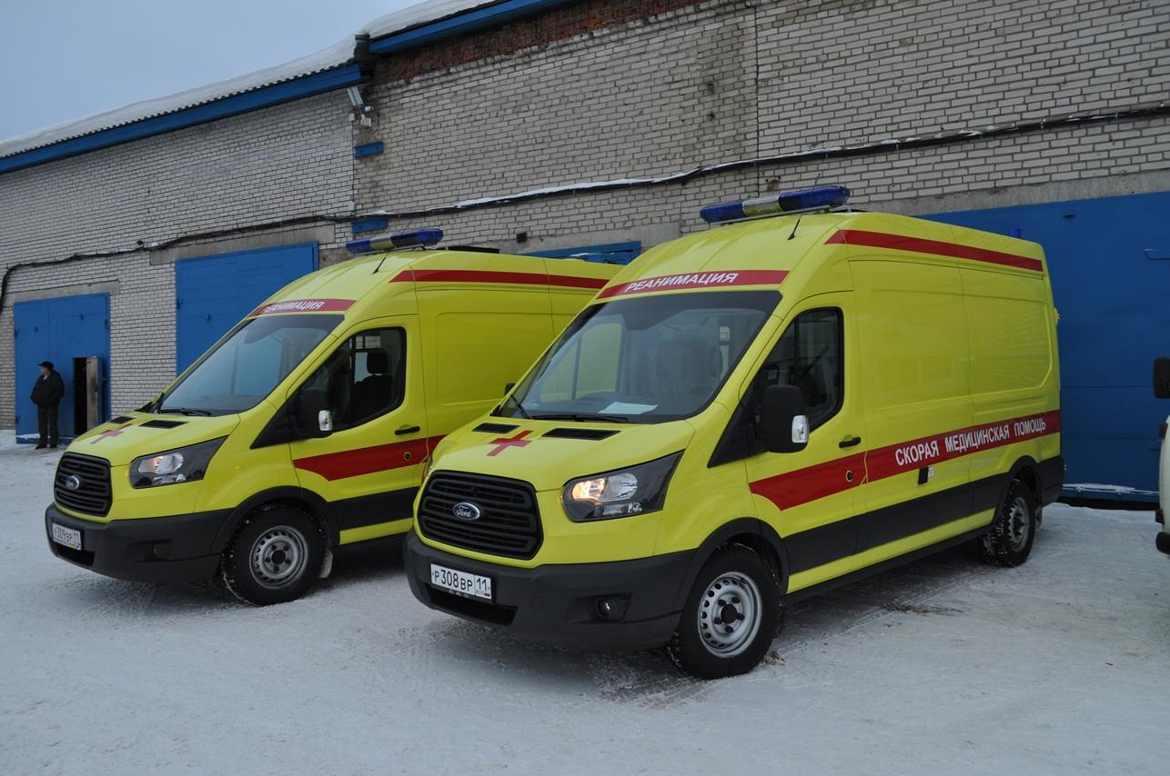 В Ухте открыт филиал Центра медицины катастроф