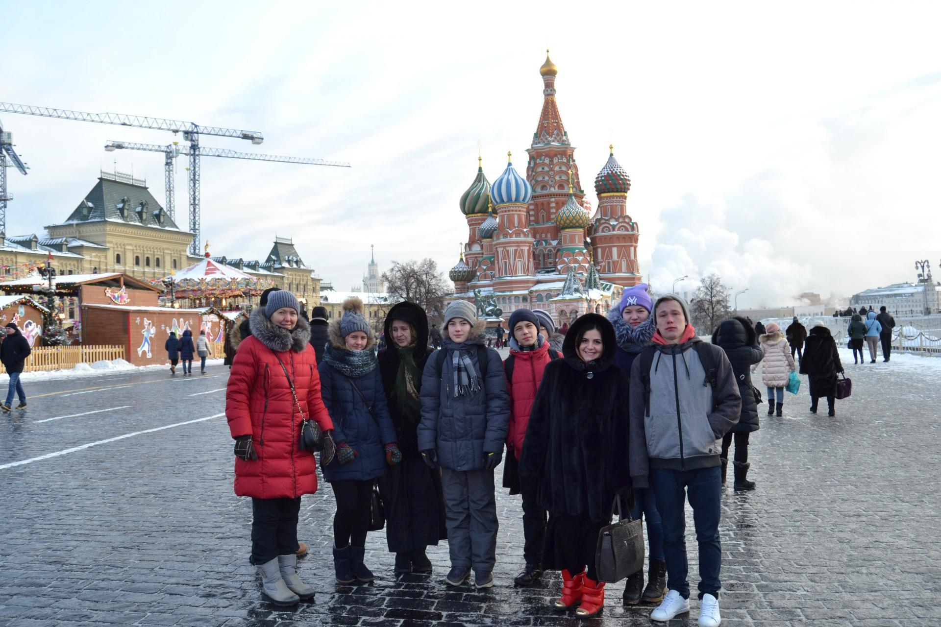 Ребята из Коми стажировались в Москве на