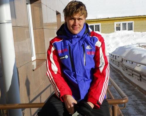 Лыжник Алексей Виценко из Республики Коми - бронзовый призер этапа Кубка Восточной Европы
