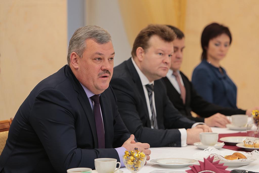 Сергей Гапликов о реконструкции Усинского водовода: