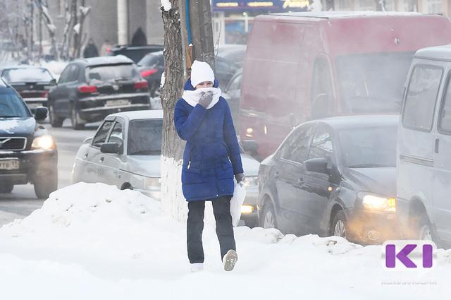 География обморожений в Коми: за новогодние каникулы пострадали 47 взрослых и четверо подростков