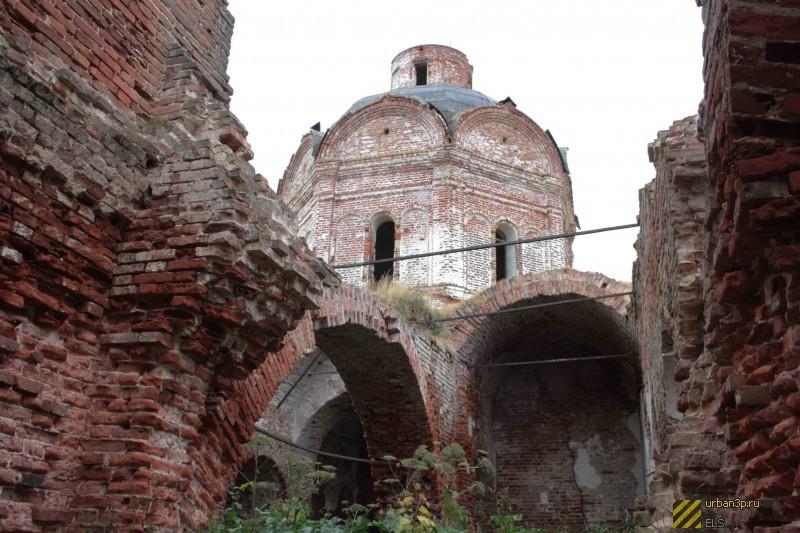 В Сысольском районе восстановят величественный храм Николая Чудотворца