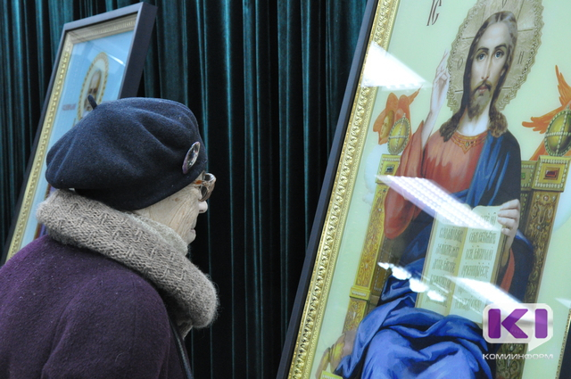 Сыктывкарцы прикоснулись к красоте иконописи 21 века
