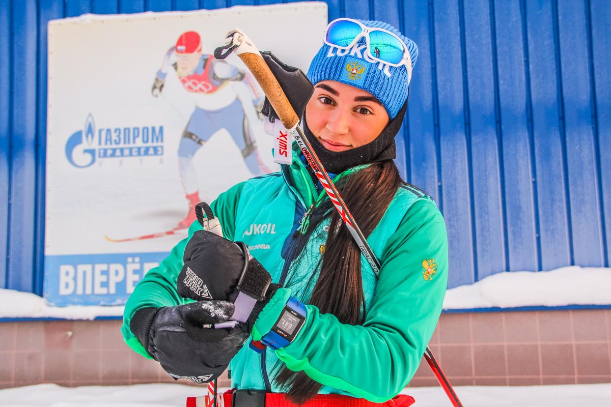 Русская лыжница Матвеева выиграла спринт наэтапеКМ вТоблахе