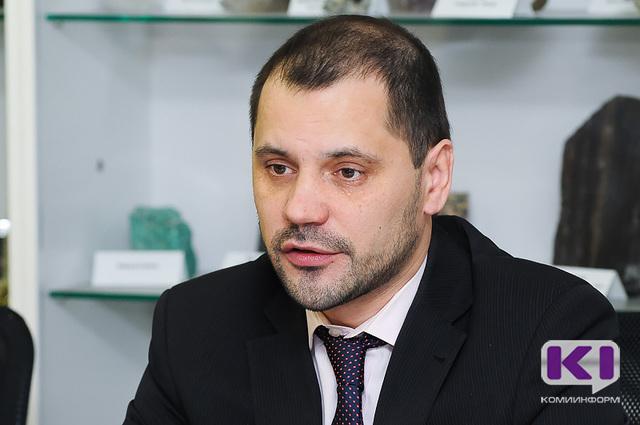 Роман Полшведкин стал первым замом министра промышленности, природных ресурсов, энергетики и транспорта Коми