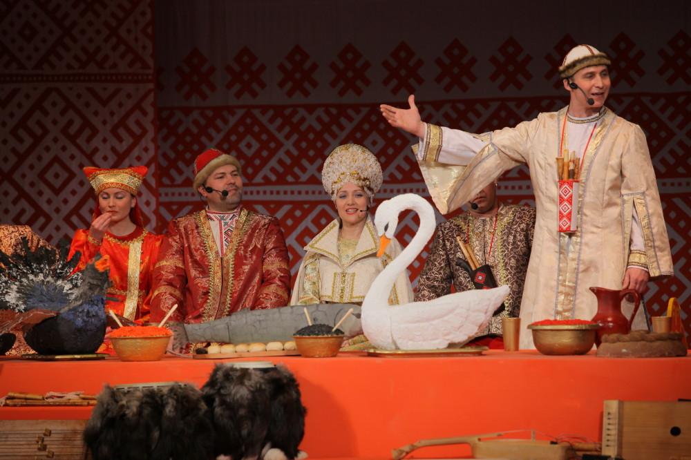 Национальный театр Коми отмечает 25-летие