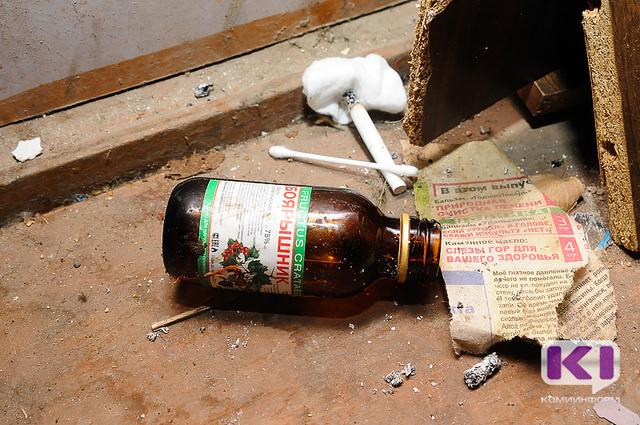 В Коми каждое третье отравление заканчивается смертью пострадавшего