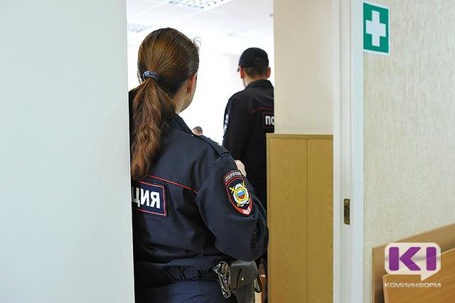 Заместителю начальника Сыктывкарского управления МВД по транспорту не удалось обжаловать арест