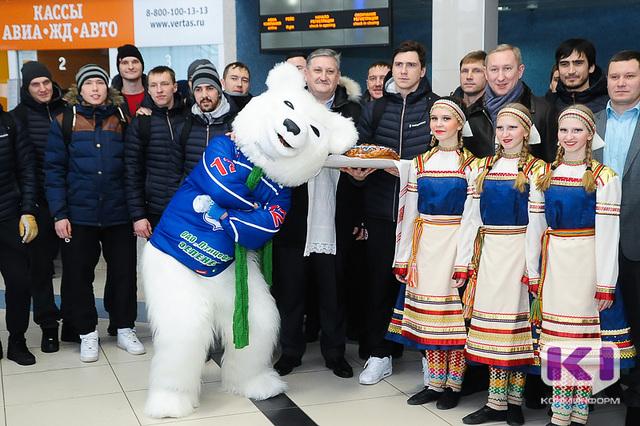 Хоккейный «Енисей» ввоскресенье поборется заСуперкубок Российской Федерации