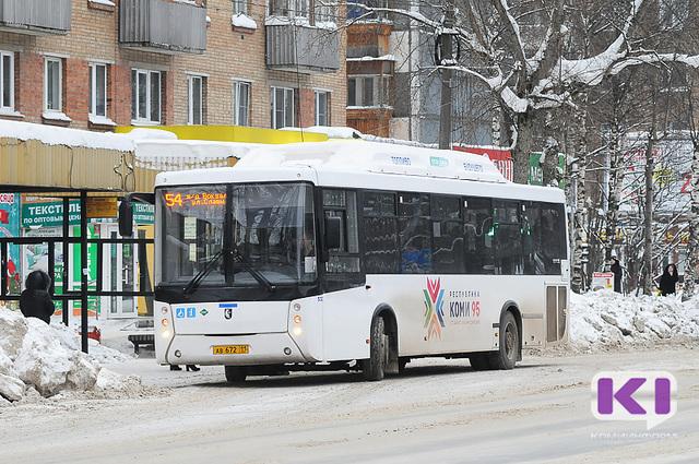 Автобус-экспресс будет круглосуточно курсировать между Сыктывкаром и Эжвой