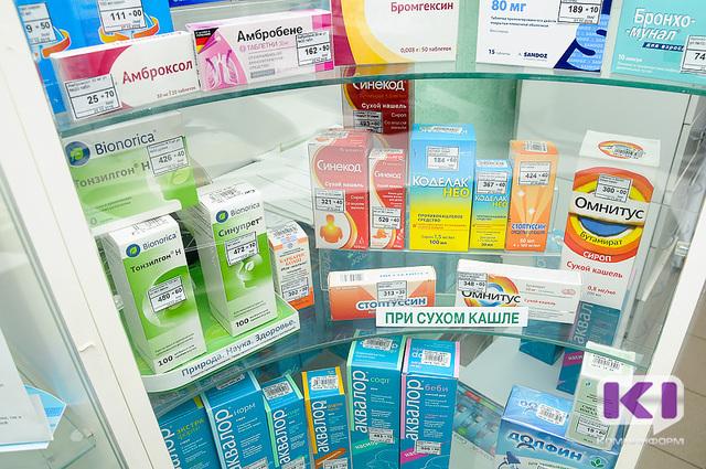 Минздрав рассматривает возможность продажи лекарств на спирту по рецептам