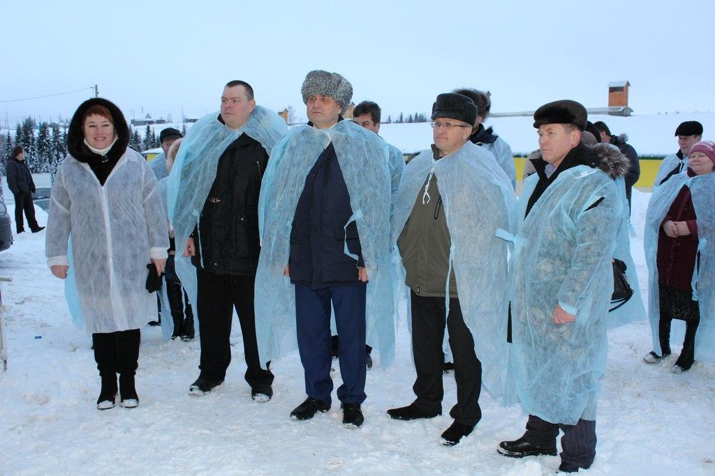 В Усть-Цилемском районе открыли новую животноводческую ферму