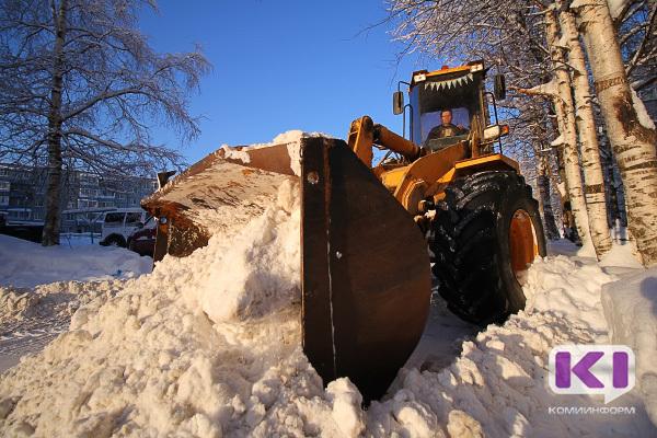 Сыктывкарские городовые выявили очередные нарушения по содержанию дворов