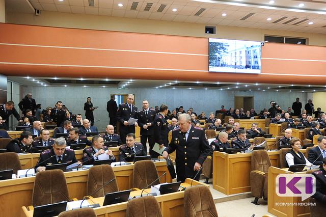 МВД и прокуратура Коми выработают новый подход в борьбе с киберпреступностью