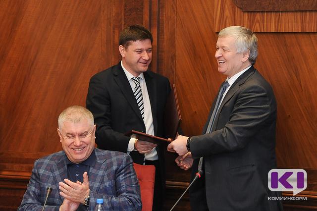 Правительство Коми подписало соглашение со