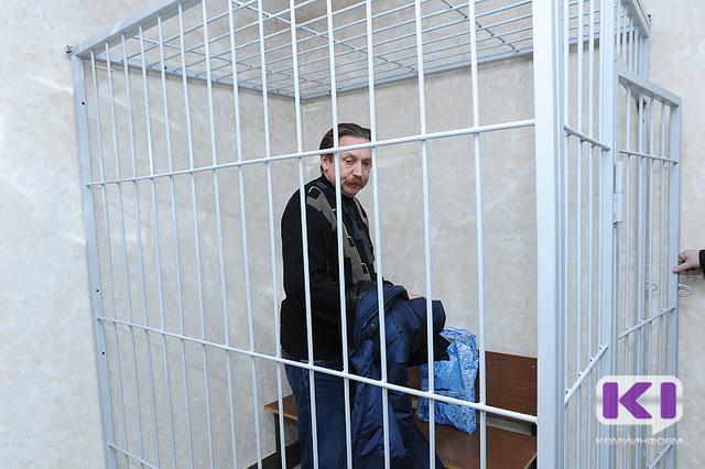 Игоря Терентьева оставили под стражей еще на три месяца