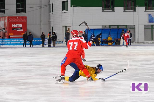 Финляндия и Россия лидируют по итогам первого дня Первенства мира по хоккею с мячом среди юниоров