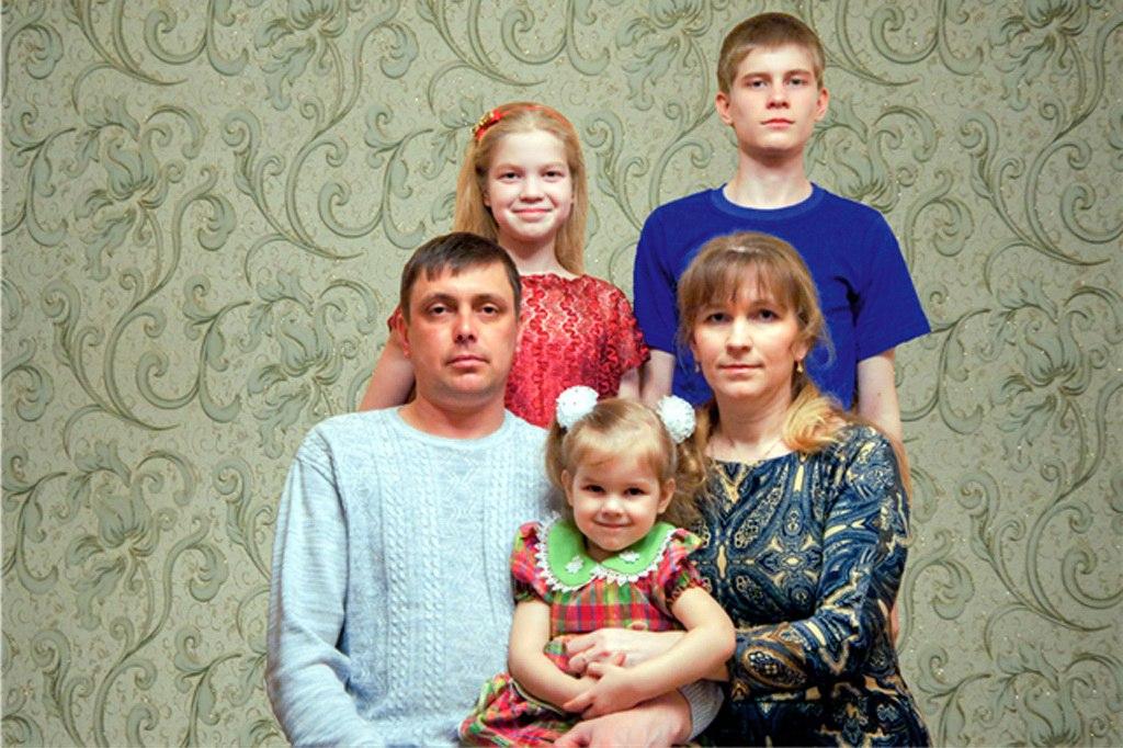 Прилузская семья победила во Всероссийском конкурсе