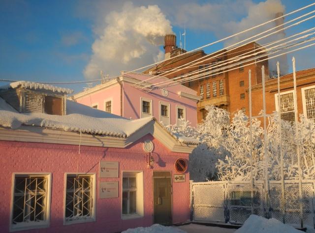 К следующему отопительному сезону Воркутинская ЦВК будет готова перейти с мазута на газ