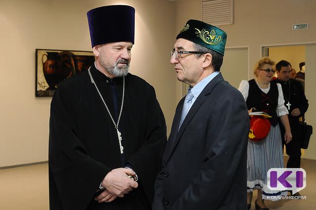 Священник из Коми удостоен высокой церковной награды