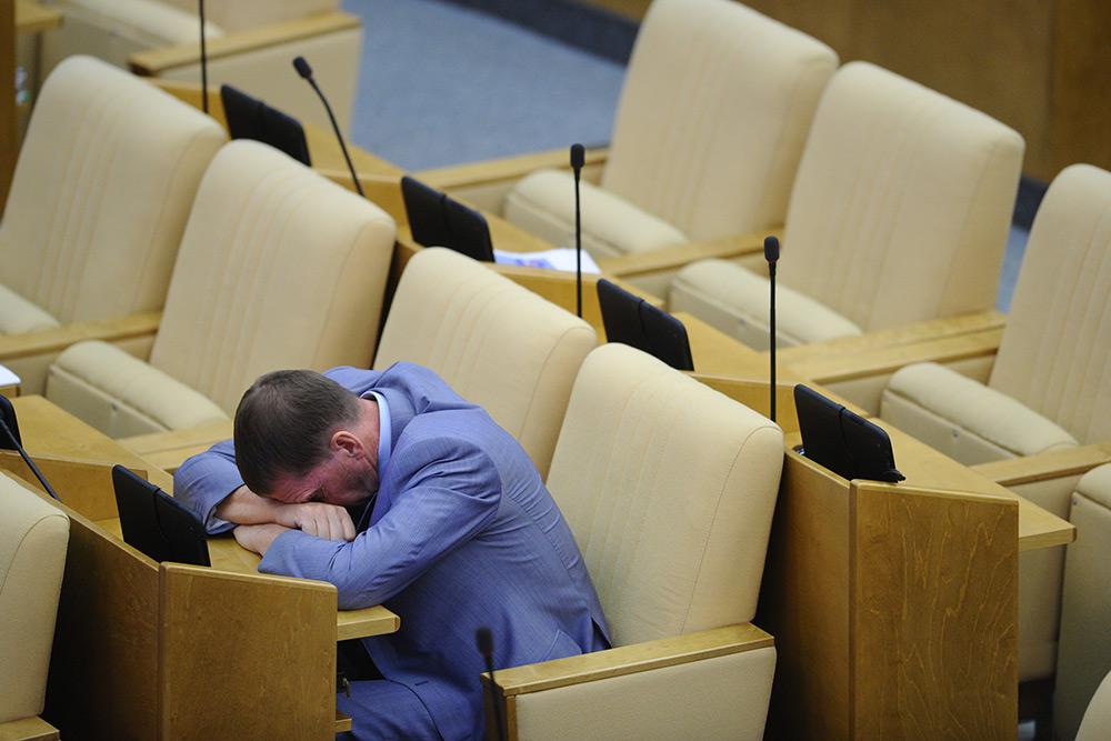 Ольга Савастьянова о депутатах Госдумы: