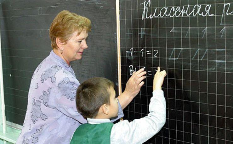 Матвиенко возмутилась заработной платой учителей всемь тыс. руб.