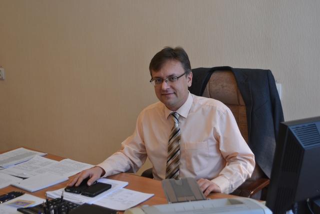 Директор Сыктывкарского гуманитарно-педагогического колледжа Дмитрий Беляев: